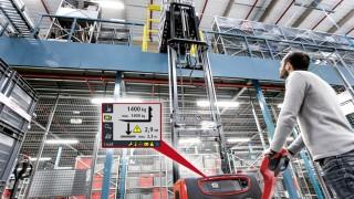 Das Linde Load Management Advanced von Linde Material Handling macht das Lasthandling mit Hochhubwagen einfacher und sicherer.