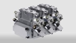 Hydraulikbausteil von Suffel Hydraulics