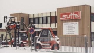 Niederlassung Suffel Hofheim Wallau aus dem Jahr 1980