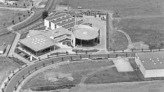 Suffel Präsentations- und Trainingszentrum Aschaffenburg im Jahr 1992