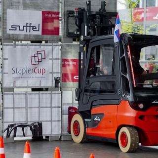 Suffel StaplerCup Parcours